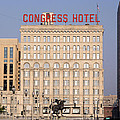 The Congress Hotel - 1 by Ely Arsha
