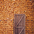 The Corn Crib by Garry McMichael