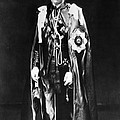 The Coronation Mantle To Be Worn by Everett