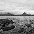 The Cuillin's In The Mist by Chris Thaxter