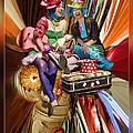 The Cupcake Carnival Girls by Blake Richards