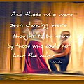 The Dance by Michelle Frizzell-Thompson