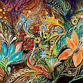 The Dance Of Lizards by Elena Kotliarker