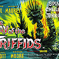 The Day Of The Triffids, British Poster by Everett