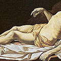 The Dead Christ by Charles Le Brun
