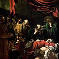 The Death Of The Virgin by Caravaggio