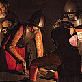 The Denial Of Saint Peter by Georges De La Tour