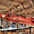 The Detroit News Airplane Dearborn Mi by Nicholas  Grunas
