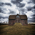 The Devil In Me Said Go Down To The Shed.... by Russell Styles