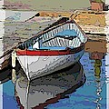 The Dinghy by Tim Allen
