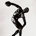 The Discobolus by Granger