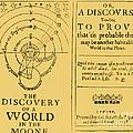 The Discovery Of A World In The Moone by Science Source
