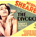 The Divorcee, Norma Shearer, 1930 by Everett