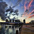 The Dockyard by Douglas Barnard