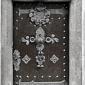 The Door - Ceske Budejovice by Christine Till