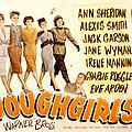 The Doughgirls, Ann Sheridan, Alexis by Everett