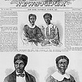 The Dred Scott Family On The Front Page by Everett