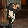 The Dressage Boots by Roena King