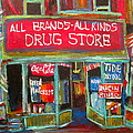 The Drug Store by Michael Litvack
