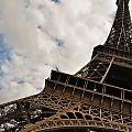 The Eiffel Tower Polarized by Mary Machare