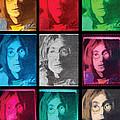 The Essence Of Light- John Lennon by Jimi Bush