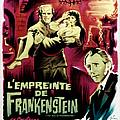 The Evil Of Frankenstein Aka Lempreinte by Everett
