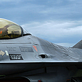 The F-16 Aircraft Of The Belgian Army by Luc De Jaeger