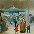 The Fairground  by Henry Jones Thaddeus