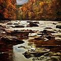 The Fall On The River Avon  by John Farnan