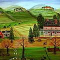 The Farm by Kenneth LePoidevin