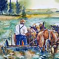 The Farm by P Maure Bausch