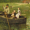 The Ferry by Edward Stott