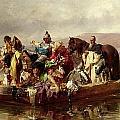 The Ferry  by Johann Till