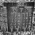 The Final Score- N C A A  Basketball by David Bearden