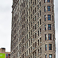 The Flat Iron Building by John Farnan