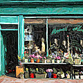 The Flower Shop by Martin Fry