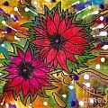 The Flowers In My Son's Garden by Angela L Walker