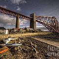 The Forth Rail Bridge by Rob Hawkins