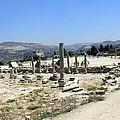 The Forum At Sebastia by Munir Alawi