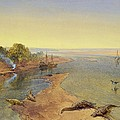 The Ganges by William Crimea Simpson