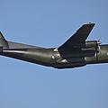 The German Air Force C-160d Transall by Timm Ziegenthaler