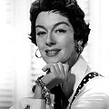 The Girl Rush, Rosalind Russell, 1955 by Everett