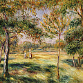 The Glade by Pierre Auguste Renoir
