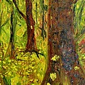 The Golden Forest by Evelina Popilian