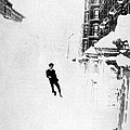The Great Blizzard, Nyc, 1888 by Science Source