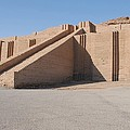 The Great Ziggurat Of Ur Was Built by Everett