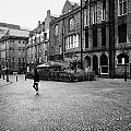 The Green Aberdeen Old Town City Centre Scotland Uk by Joe Fox