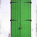 The Green Door by Jarrod Erbe