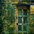 The Green Door by Stan Williams