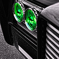 The Green Hornet - Black Beauty Close Up by Gordon Dean II